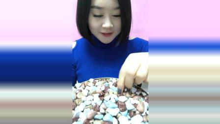 彩色的粘牙糖, 小时候的回忆, 还记得吗