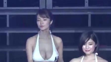 看看日本搏击赛事的出场仪式, 你就知道什么叫火爆!