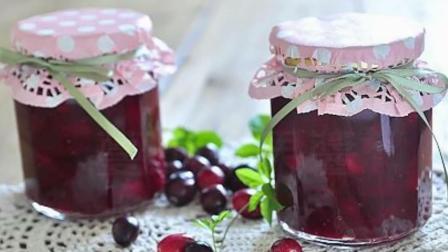 自制蔓越莓果酱, 绝对的干净卫生, 好吃无添加!