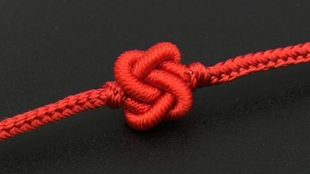 淘宝玲珑绳艺阁好运来-1号同心结手绳编织