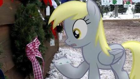 小马宝莉现实小马:跟小呆一起过圣诞