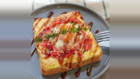 美味早餐, 嫩嫩的鸡蛋吐司这样做才好吃
