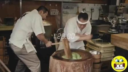 日本人的手速就是快, 连广告拍的都与众不同!