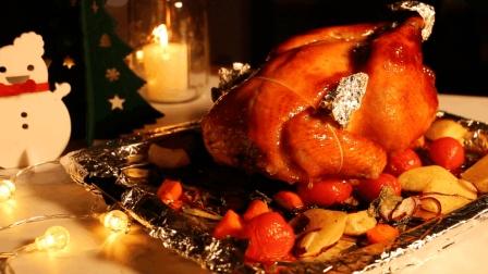 圣诞节不容错过的仪式美食 [圣诞烤鸡]