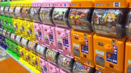 日本扭蛋奇趣蛋之动物篇