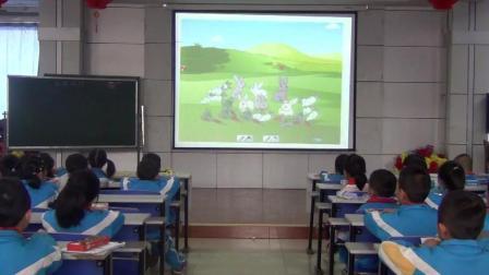人教版三年级数学上册倍的认识名师公开课教学视频【优考网出品】