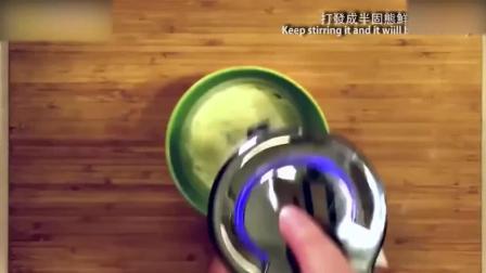 烘焙视频自制草莓优格甜点, 看完好想吃! 蓝莓慕斯蛋糕