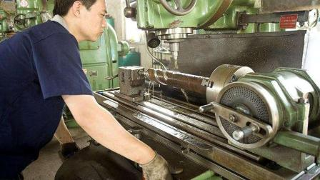 机械老师傅也不一定会的螺旋膛线加工, 终于见识到了!