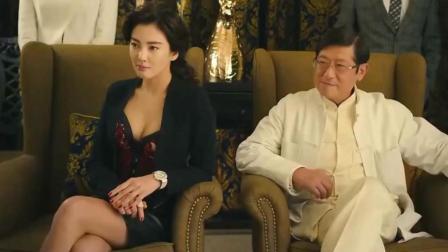 美人鱼中最搞笑的不是邓超不是罗志祥, 而是这个豹纹大叔