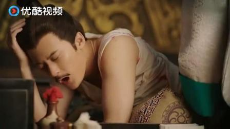 司马昭鞭刑被送回家, 让嫂子端药, 刘涛生气下重手包伤口: 活该!