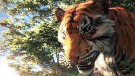 丛林之王老虎特效制作解析 - Making of Tiger Scene Breakdown - cgdream