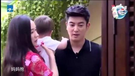 霍思燕拿嗯哼大王没办法, 杜江用笔交易轻松搞定儿子