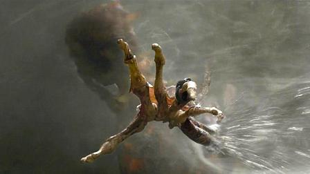 海盗吃错美人鱼的眼泪, 瞬间被死神夺走了生命