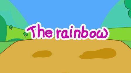 咕力咕力说唱学英语: The Rainbow