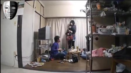 实拍日本灵异事件 女友看到幽灵撒腿就跑