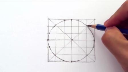 3D素描教学, 手把手教你画几何立体图形