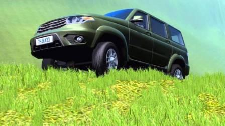 【YouTube】城市汽车驾驶模拟 官方预告片 City Car Driving 1.5.1. Trailer.