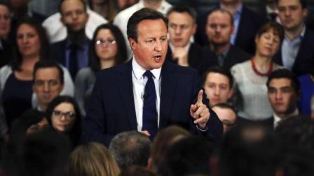 英国脱欧后找出路, 前首相卡梅伦勇担重任