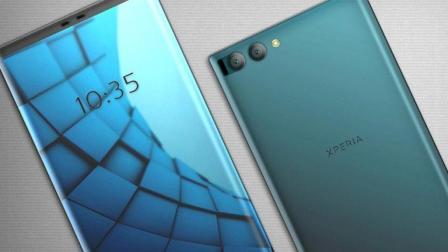 「科技三分钟」索尼全面屏 XZ2 曝光, 告别大下巴, 媲美 iPhone X