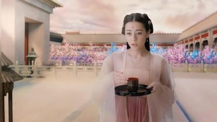 《三生三世十里桃花》凤九欲给东华帝君奉茶, 遭到织越怒怼