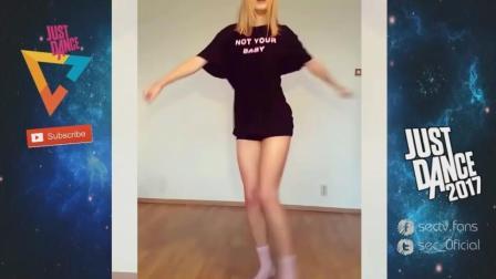 DJ2018美女墨尔本舞步组合