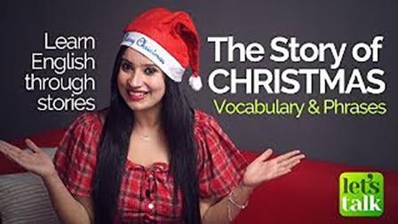 圣诞英语学习, 这样的地道英语故事可能你并不知道!