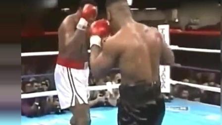 泰森用拳头, 夺了失去的荣誉, KO刘易斯!