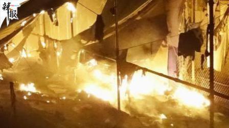 厄瓜多尔一餐馆爆炸
