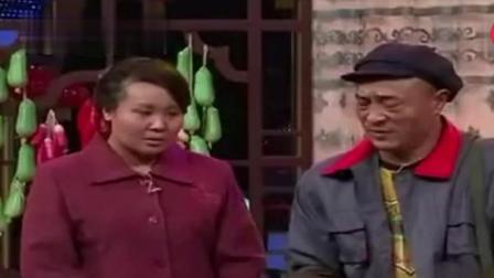 那些年的经典之赵本山、赵四《生日蛋糕》, 没上央视春晚有点可惜