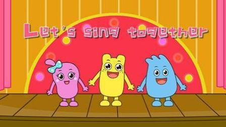 咕力咕力说唱学英语: Let Us Sing Together