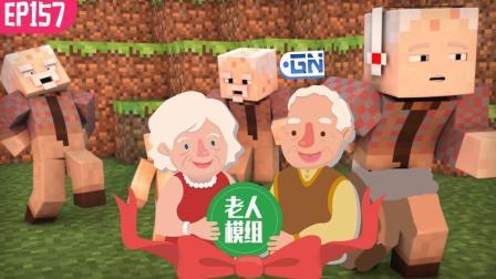 【我的世界模组】我的模组EP157 - 小猪佩奇的老年生活