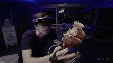 高难度心脏手术有救了! AR结合AI