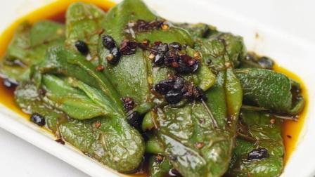 家常虎皮辣椒按这样做出来, 3斤辣椒都不够吃, 最后一味调料才是关键!