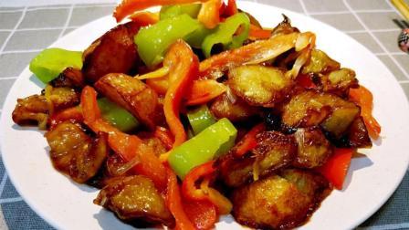 土豆茄子辣椒三兄弟圣诞节的闹剧, 简单易上手家常菜之地三鲜!