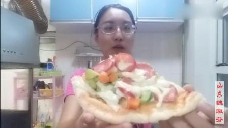 想吃披萨又觉得太贵? 教你怎么制作家庭版披萨, 不用再花大价钱买披萨