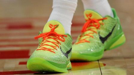 圣诞大战记住的不止是比赛, 还有球星们脚下的球鞋