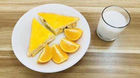 教你做海外一种高颜值美味《三明治》人生必备的营养早餐