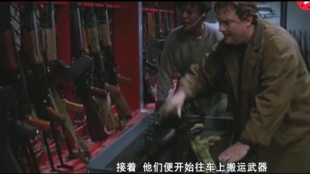机械战警大战日本武士机器人, 场面震撼的科幻电影《机械战警3》