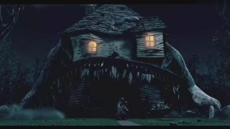 「cici」4分钟带你看《怪兽屋》—草坪有风险, 撒泼要谨慎
