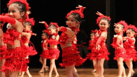 单人拉丁舞初级教程2 拉丁舞教程视频