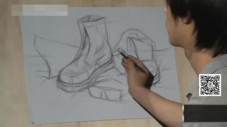 动漫素描素描教程 静物, 快速素描入门教程, 油画教程人物画法视频教程素描静物
