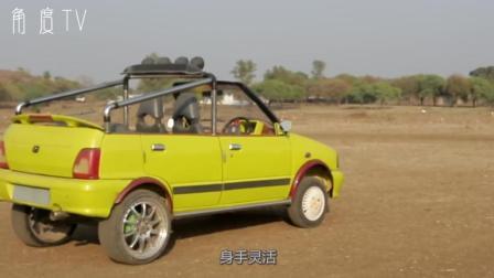 印度大叔研发敞篷汽车, 不用汽油也能跑, 被塔塔汽车差点收购!