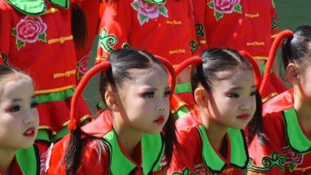 儿童舞蹈《小辫甩三甩》
