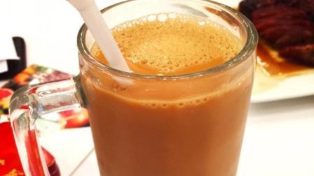 西米椰汁芋圆, 丝袜奶茶, 珍珠奶茶 用来招待朋友的美食, 端出来, 有面子!