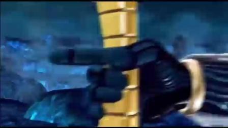超兽武装: 狮王呼唤出了超兽, 这样的出场方式真是太霸气了, 超赞