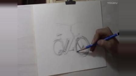素描图片大全简单漂亮素描基础入门教程画画教学】素描篇—第4集简单素描