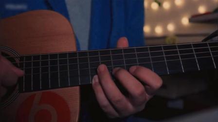 吉他牛人近距离弹唱《后来》 刘若英的经典情歌, 请慢慢品味
