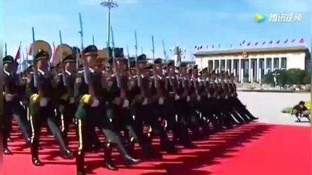 震摄的解放军阅兵视频, 看完爱国心爆棚, 太自豪了