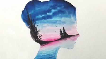 不要害怕画不出来, 你只是没发现属于自己的风景