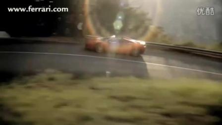 法拉利跑车是每个男人的梦想, 仔细欣赏, 每天激励自己实现梦想